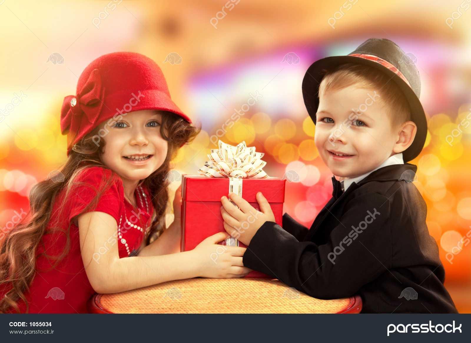 عکس روز ولنتاین دختر پسر