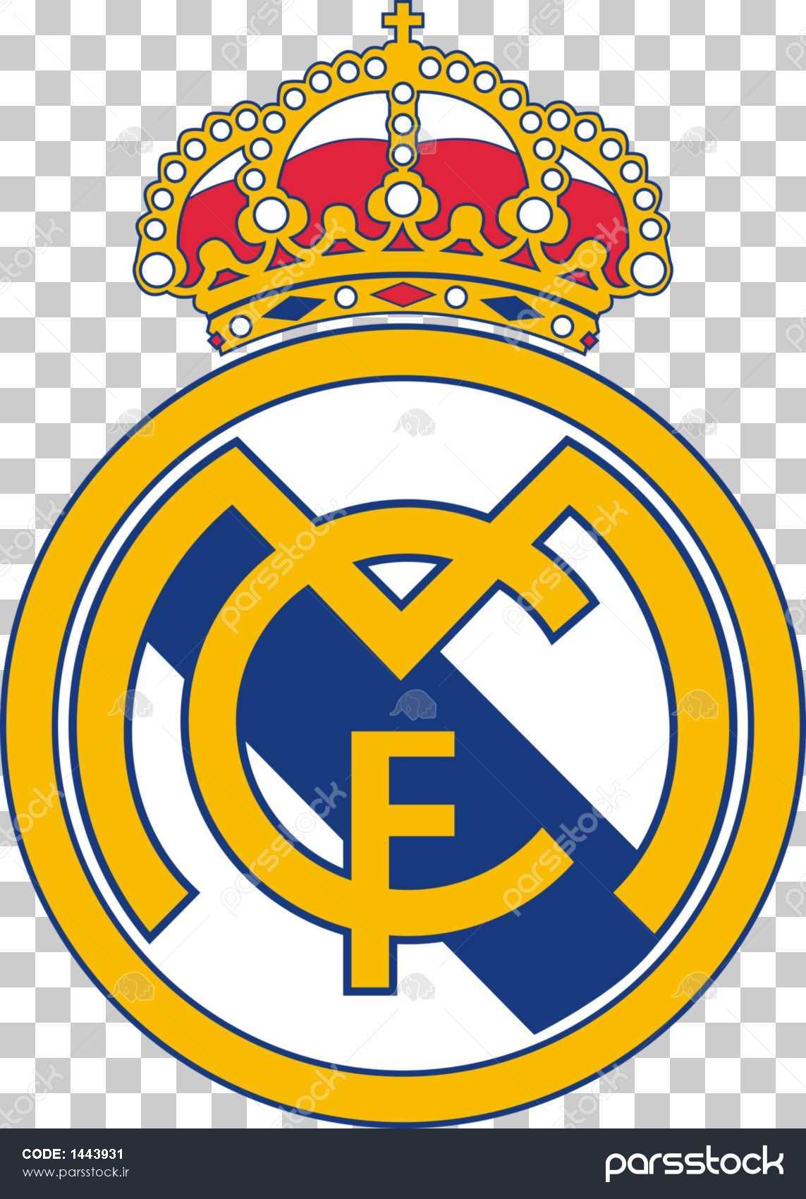 لوگو رئال مادرید دریم لیگ