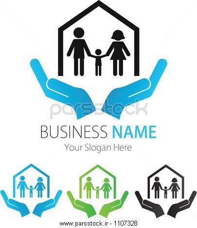 شرکت ( کسب و کار ) طراحی لوگو ، وکتور ، قلب ، خانه، خانواده وکتور ...شرکت ( کسب و کار ) طراحی لوگو ، وکتور ، قلب ، خانه، خانواده