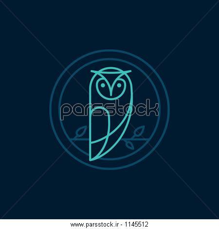 وکتور آیکون جغد در سبک طرح وکتور لایه باز 69622312 : پارس استاک ...وکتور آیکون جغد در سبک طرح